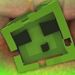 Minecraft Slime Logo! FREE!!! - PissedoffKristof