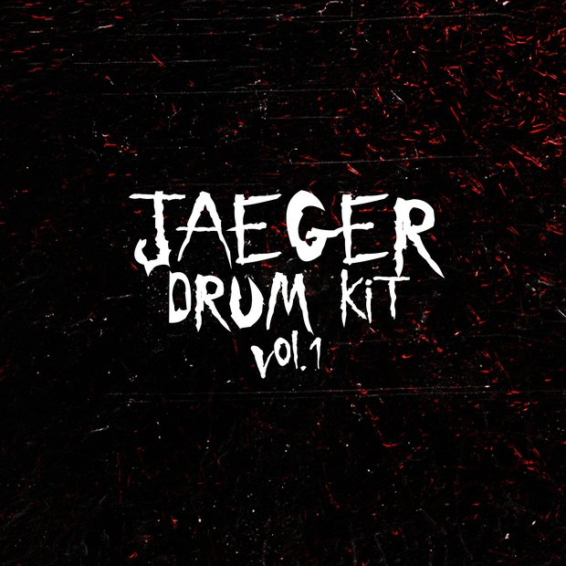 JAEGER Drum Kit Vol. 1