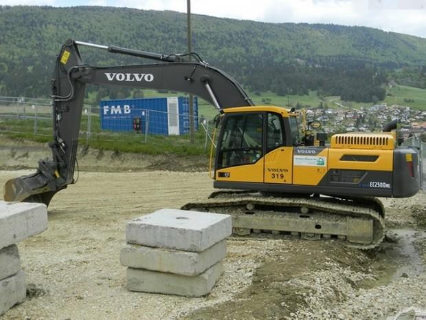 VOLVO EC250D NL (EC250DNL) EXCAVATOR SERVICE REPAIR MANUAL - DOWNLOAD