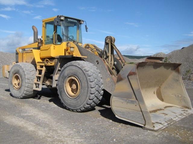 volvo l180c wheel loader service repair manual downl rh sellfy com Volvo Front End Loader volvo l70 wheel loader service manual