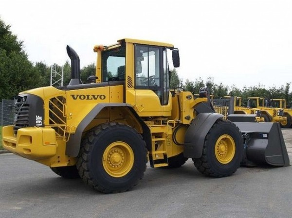 VOLVO L90F WHEEL LOADER SERVICE REPAIR MANUAL - DOWNLOAD