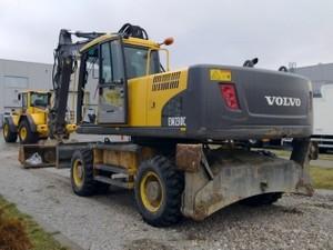 VOLVO EW230C WHEELED EXCAVATOR SERVICE REPAIR MANUAL - DOWNLOAD