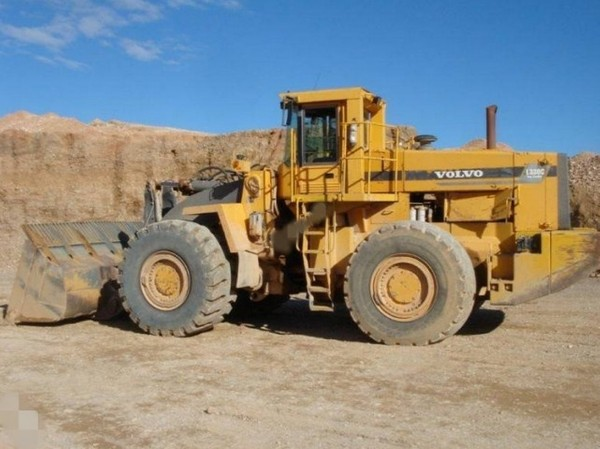 VOLVO L330C WHEEL LOADER SERVICE REPAIR MANUAL - DOWNLOAD