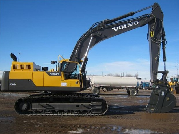 VOLVO EC340D L EC340DL EXCAVATOR SERVICE REPAIR MANUAL - DOWNLOAD