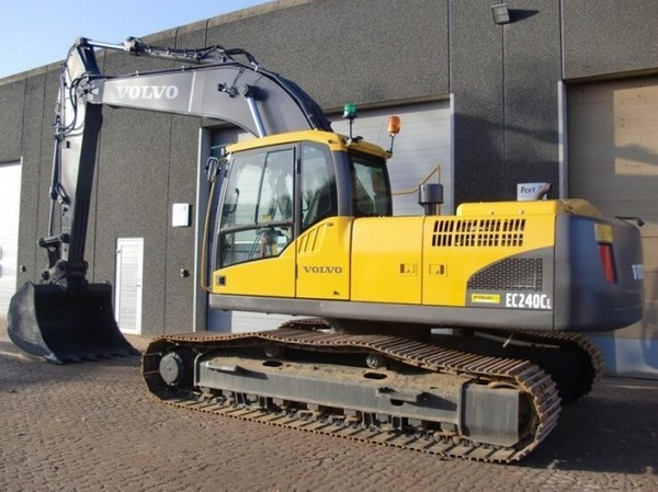 VOLVO EC240C L EC240CL EXCAVATOR SERVICE REPAIR MANUAL - DOWNLOAD