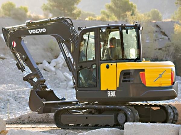 VOLVO EC60C COMPACT EXCAVATOR SERVICE REPAIR MANUAL - DOWNLOAD