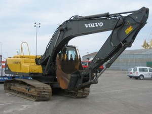 VOLVO EC240 NLC (EC240NLC) EXCAVATOR SERVICE REPAIR MANUAL - DOWNLOAD