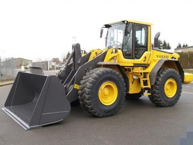 volvo l110f wheel loader service repair manual downl rh sellfy com Volvo Loaders 120C Front Loader