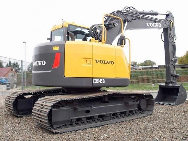 VOLVO ECR145C L (ECR145CL) EXCAVATOR SERVICE REPAIR MANUAL - DOWNLOAD