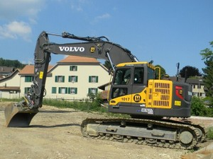 VOLVO ECR235D L (ECR235DL) EXCAVATOR SERVICE REPAIR MANUAL - DOWNLOAD