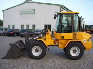 VOLVO L30B COMPACT WHEEL LOADER SERVICE REPAIR MANUAL - DOWNLOAD