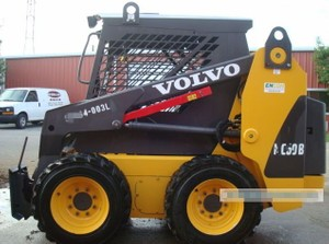 VOLVO MC60B SKID STEER LOADER SERVICE REPAIR MANUAL - DOWNLOAD
