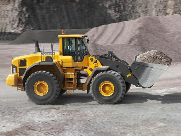 VOLVO L220G WHEEL LOADER SERVICE REPAIR MANUAL - DOWNLOAD