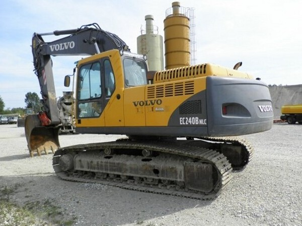VOLVO EC240B NLC EC240BNLC EXCAVATOR SERVICE REPAIR MANUAL - DOWNLOAD