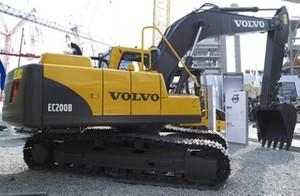 VOLVO EC200B EXCAVATOR SERVICE REPAIR MANUAL - DOWNLOAD