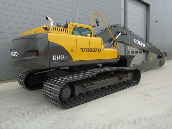 VOLVO EC240B LR EC240BLR EXCAVATOR SERVICE REPAIR MANUAL - DOWNLOAD