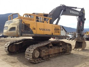 VOLVO EC290B FX (EC290BFX) EXCAVATOR SERVICE REPAIR MANUAL - DOWNLOAD