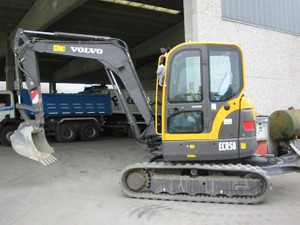 VOLVO ECR58 COMPACT EXCAVATOR SERVICE REPAIR MANUAL - DOWNLOAD