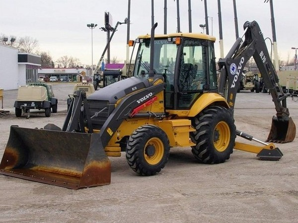 VOLVO BL70 BACKHOE LOADER SERVICE REPAIR MANUAL - DOWNLOAD