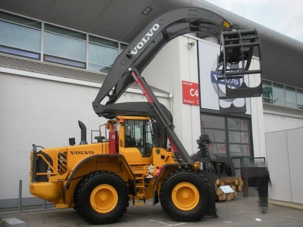 VOLVO L180F HL (L180FHL) WHEEL LOADER SERVICE REPAIR MANUAL - DOWNLOAD