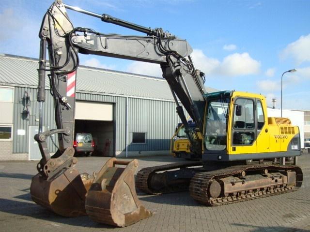 volvo ec210 excavator service repair manual download rh sellfy com
