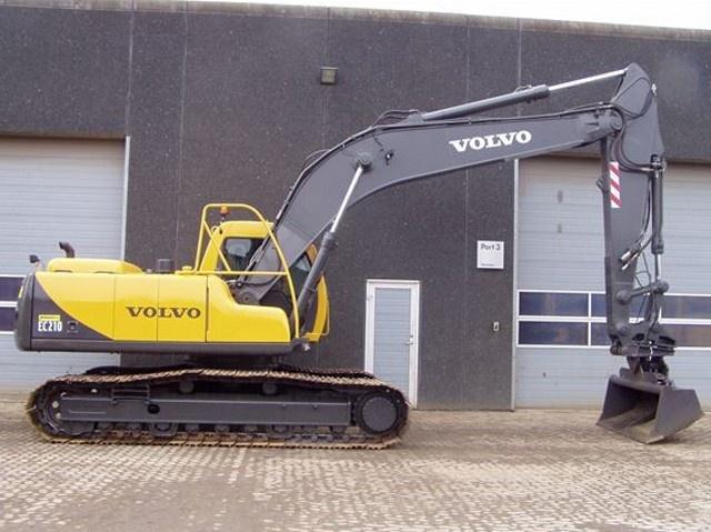 volvo ec210 lc ec210lc excavator service repair manu rh sellfy com