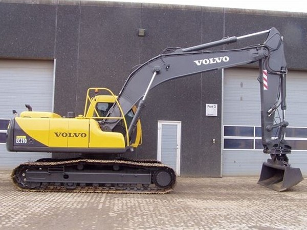 VOLVO EC210 LC (EC210LC) EXCAVATOR SERVICE REPAIR MANUAL - DOWNLOAD