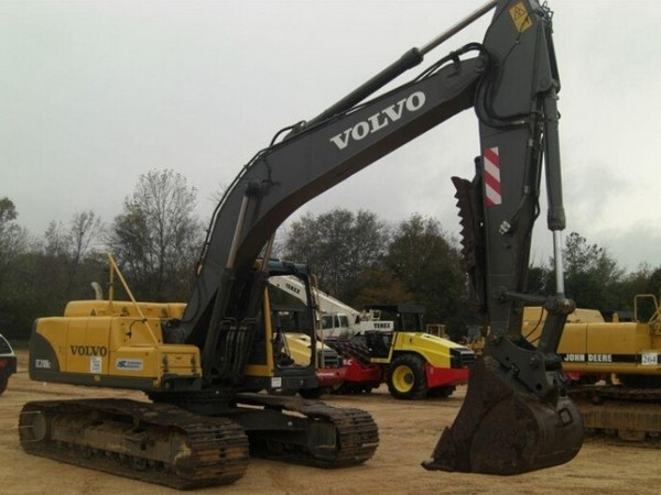 VOLVO EC210B F EC210BF EXCAVATOR SERVICE REPAIR MANUAL - DOWNLOAD