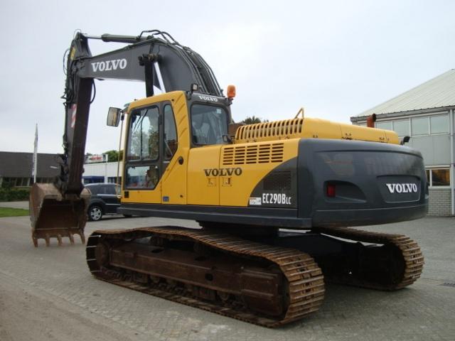 volvo ec290b lc ec290blc excavator service repair ma rh sellfy com Volvo Excavator Track Volvo Excavator Track