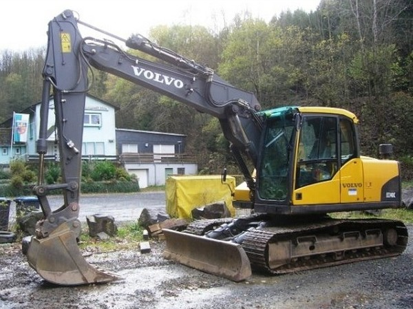 VOLVO EC140C L (EC140CL) EXCAVATOR SERVICE REPAIR MANUAL - DOWNLOAD