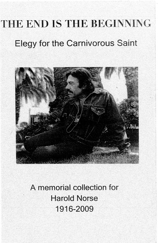 The End Is the Beginning: Elegy for the Carnivorous Saint