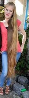 Peinados: Johana