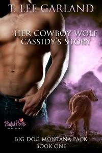Her Cowboy Wolf