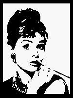 Audrey Hepburn Written