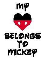 My Heart Belongs to Mickey