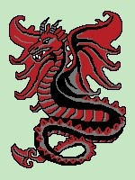Red Dragon (graph)