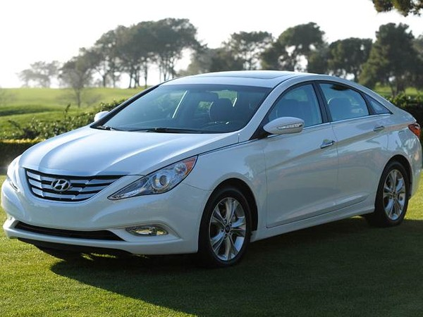 Hyundai Sonata 2012 Factory Service Workshop Repair Manual
