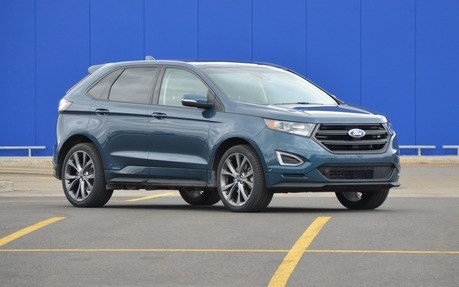 Ford Edge 2015 2016 2017 2018 Factory Service Workshop Repair manual
