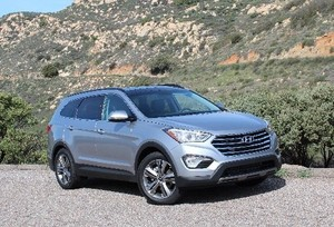 Hyundai SantaFe XL 2013-2014 Service Workshop Repair Manual