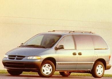Dodge Caravan Chrysler Town &country 1996-2000 Factory Service Workshop Repair manual