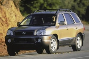 Hyundai Santa Fe 2001 Factory Service Workshop Repair Manual