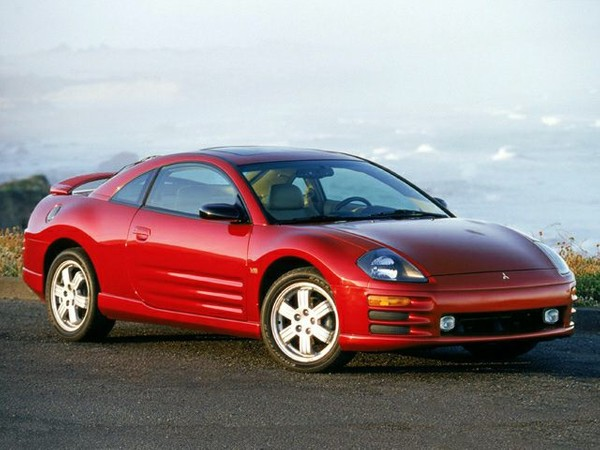 Mitsubishi Eclipse 2000 to 2005 Factory Service Workshop Repair manual