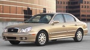 Hyundai Sonata 2003-2004 Factory Service Workshop Repair Manual