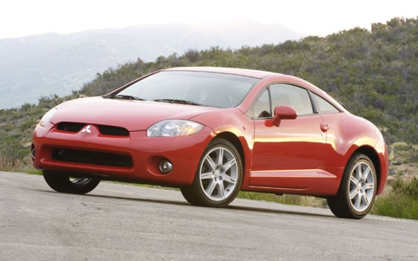 Mitsubishi Eclipse 2006 to 2012 Factory Service Workshop Repair manual