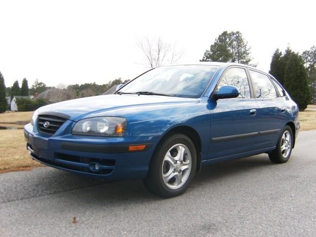 Hyundai Elantra 2003 Service Workshop Repair Manual