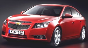 Chevrolet Cruze 2008-2010 Service Workshop Repair Manual