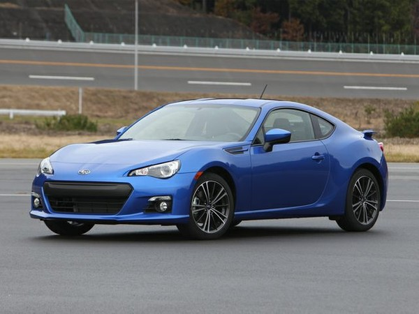 Subaru BRZ / Toyora FRS 2013 2014 Factory Service Workshop Repair manual