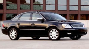 Ford 500 Mercury Sable Montego Freestyle 2005 2006 2007 2008 Factory Service Workshop Repair manual
