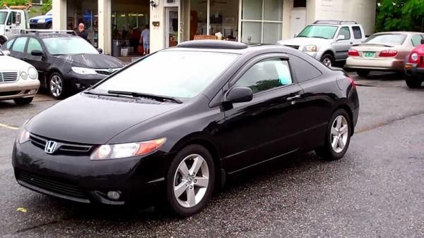 Honda Civic 2006-2009 Service Workshop Repair Manual