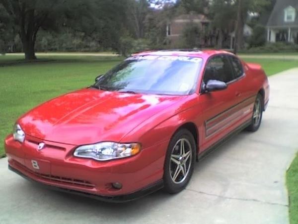 Chevrolet Monte Carlo 2000 to 2005 Service Workshop Repair Manual